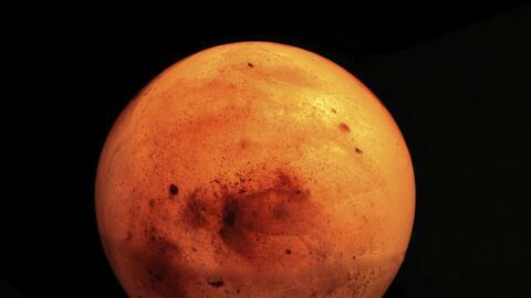 En Marte se intenta tener el primer asentamiento humano espacial