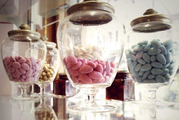 En una mesa quedan perfectos en 'bowls' transparentes y gigantes. Serán...