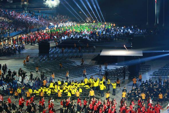Espectacular inauguración de Panamericanos fd282574d8a3465d838a16580b3d4...