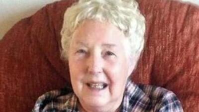 Margaret Dickson. (Imagen tomada de Twitter).
