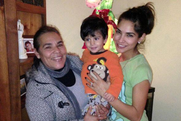 """De Alejandra para Rosa Espinoza: """"Soy de una familia humilde y recuerdo..."""
