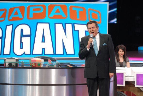 'Zapato Gigante' fue el divertido show que estuvo conduciendo Don Franci...