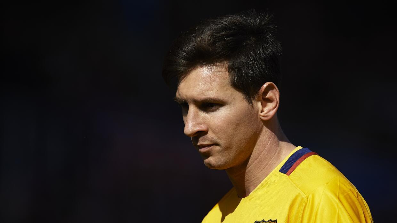 Messi fue operado con éxito