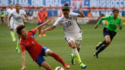 Estados Unidos 0-0 República de Corea: Empate de despedida de las nortea...