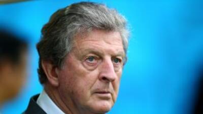 Roy Hodgson no pierde la esperanza de que Inglaterra califique a pesar d...
