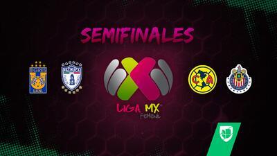 ¡Justicia de Liguilla! Los 4 mejores del A2018 están en Semifinales de la Liga MX Femenil