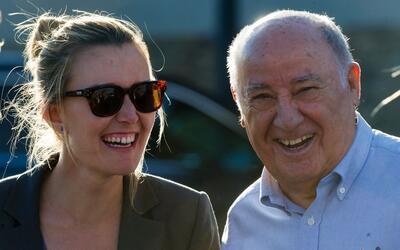 #2: Amancio Ortega, fundador de Inditex, la mayor firma de ropa del mund...
