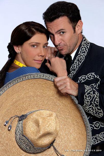 Juana está enamorada de Cutberto (Alejandro Ávila) pero se enoja porque...