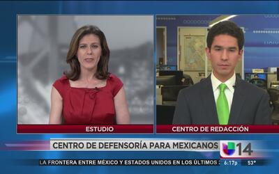 Consulados mexicanos abren centros de ayuda para sus connacionales inmig...