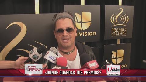 Carlos Vives llega con 'Bicicleta' a Premio Lo Nuestro