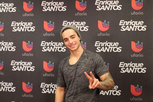 El Show de Enrique Santos ha estado codeandose con todos tus artistas fa...
