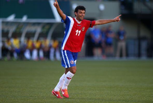 Además de bonito, el gol de Michael Barrantes ante Cuba en la jor...