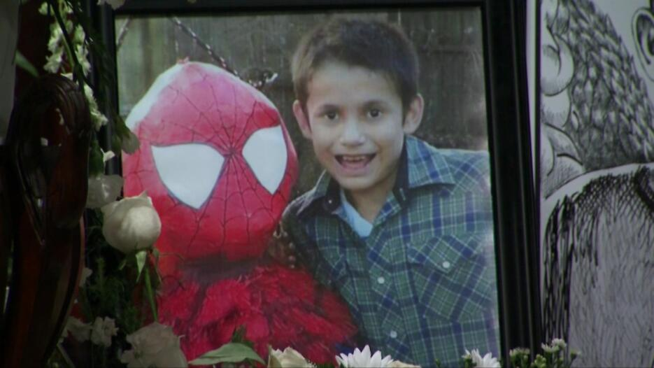 Josué Flores was only 11 years old when he was stabbed to death in what...