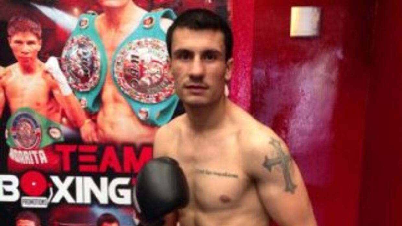 'Massa' Ortiz se siente mejor boxeador que Matthysse (Foto: Twitter).