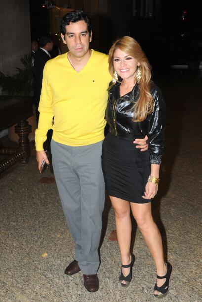 En 2007 Itatí le dio otra oportunidad al amor y se casó con Alberto Cruz.