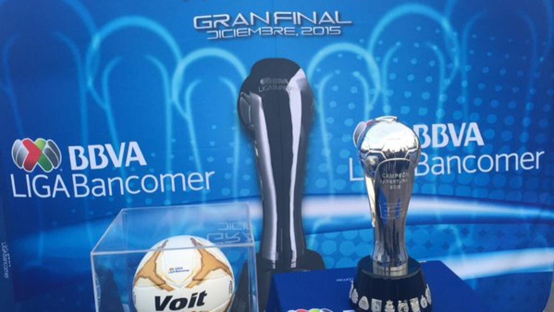 Trofeo Apertura 2015