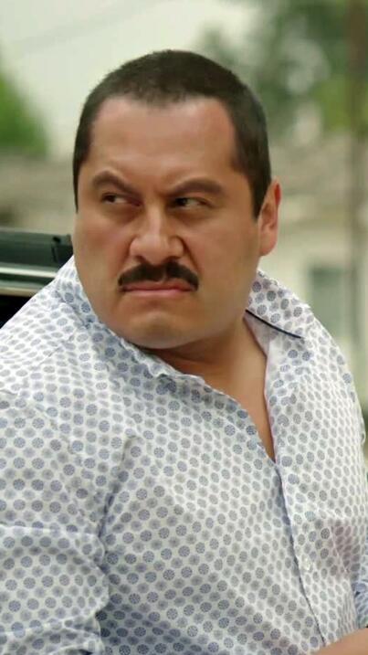 Raciel en El Chapo