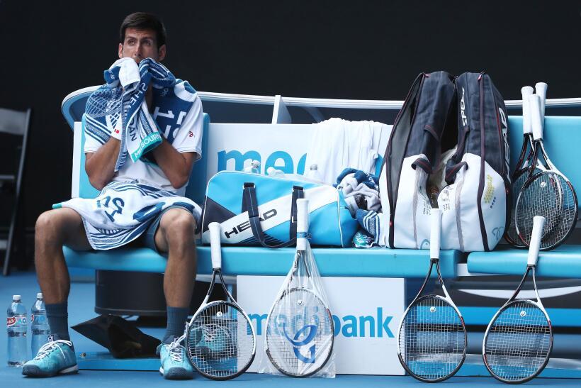 Murray y Djokovic fuera del Top 10 ATP, Nadal nuevo líder GettyImages-63...