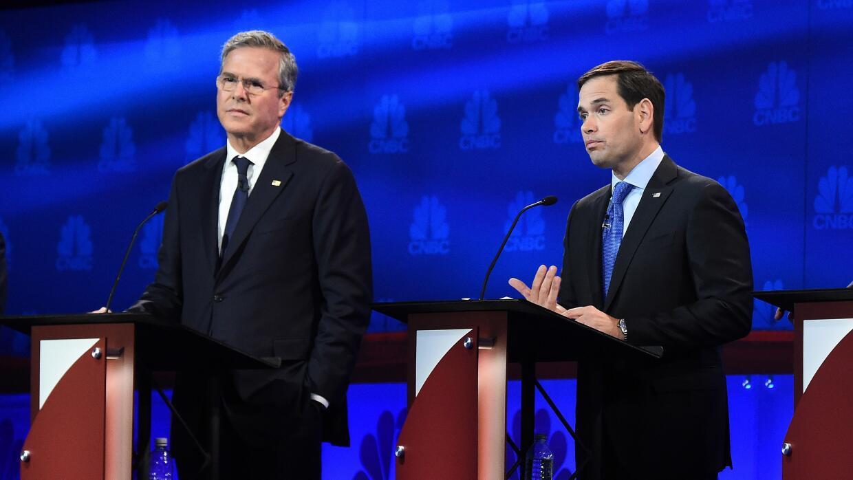 Alcaldes de Florida urgen a Rubio y Bush que cambien su postura climátic...