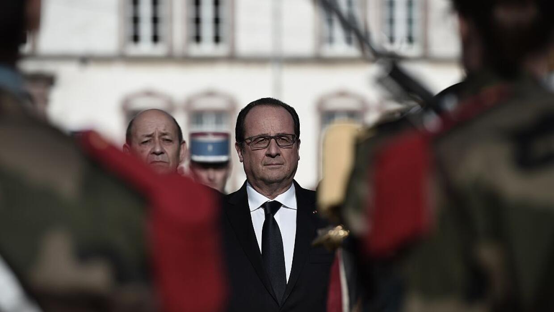 Hollande. Imagen de archivo