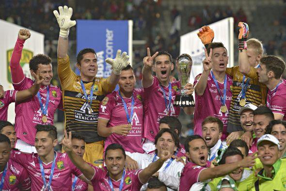 América, Chivas, Pumas y León son los únicos equipos que han logrado la...