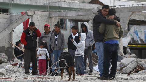 Una explosión de fuegos pirotécnicos vuelve a poner a México de luto
