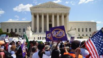 La Corte Suprema de Justicia dejó vigente la Sección 2B de la ley SB 107...