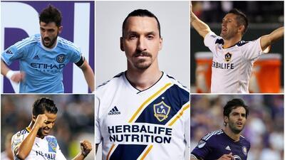 Los debuts de las grandes contrataciones de la MLS en el último tiempo