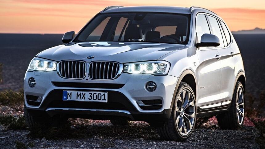 Estos autos alemanes son hechos en EEUU BMW-X3-2015-1024-01.jpg