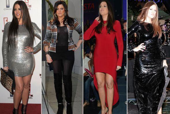 La hermana menor de las Kardashian ha cometido tantos errores a la hora...