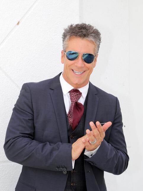 Fernando Carrillo, el galán que se alejó de las telenovelas