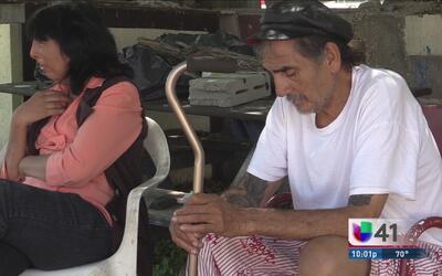 Familia vive pesadilla al quedarse sin agua ni gas