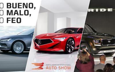 Auto Show de Detroit 2016