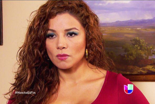 Irma será capaz de todo con tal de ver a Armando a su lado. ¡Mucha suerte!