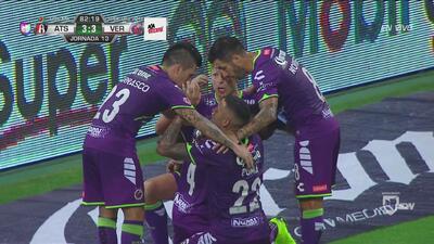 ¡Qué Juegazo! Empata el Veracruz en saque lateral y con 10 hombres