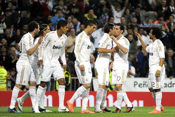 El Real Madrid goleó 5 a 1 a la Real Sociedad y se mantiene líder en la...