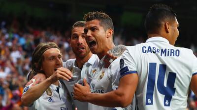 Real Madrid le pasó encima al Atlético en el Bernabéu y compra billete a Cardiff
