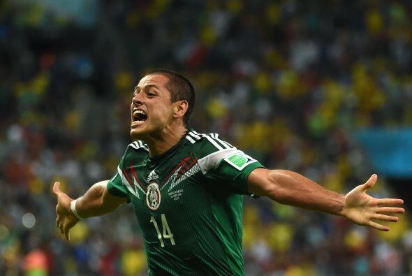 El mexicano tuvo un Mundial aceptable con México, anotando un gol en 4 p...