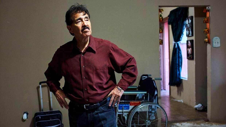 Miguel Rocky Herná‡ndez, un veterano deportado a sus 70 añ...