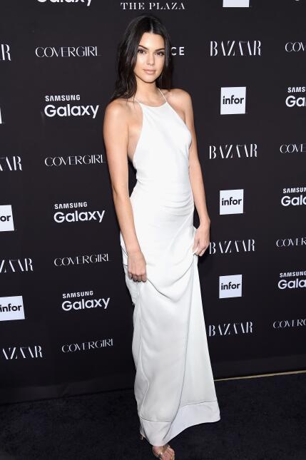 Kendall Jenner muy atrevida