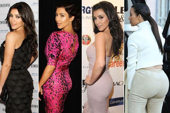 Kim Kardashian se defendió de todos aquellos que cuestionan la na...