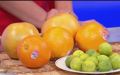 Los beneficios de comer las frutas y verduras de cada temporada