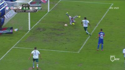 Juan Orozco salva a Zacatepec del primer gol