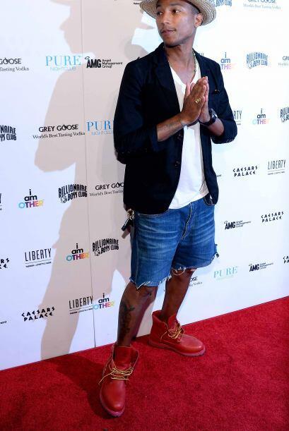 El autor de 'Happy', Pharrell apareció en la quinta posición; mientras Z...