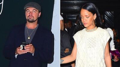 Rihanna y Leonardo DiCaprio de nuevo juntos
