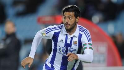 DT de Real Sociedad destacó a Carlos Vela