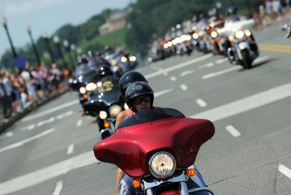 Sin duda, ver tal cantidad de motos de diferentes marcas, modelos y esti...