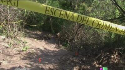 México podría descubrir a los estudiantes desaparecidos en fosas comunes