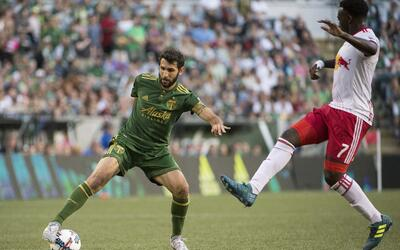 Diego Valeri Portland Timbers vs. New York Red Bulls