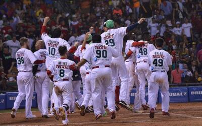 México es el actual campeón de la Serie del Caribe.